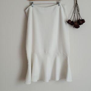 Nipon Boutique Pencil/Peplum Skirt